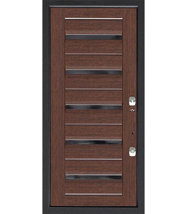 Дверь входная ДК Маэстро правая медный антик 860х2050 мм