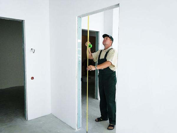 Как правильно замерить дверь: что нужно учитывать